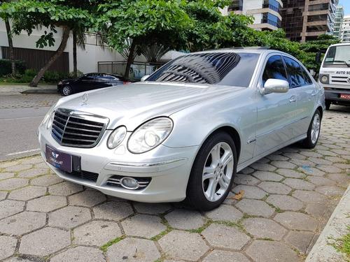 Mercedes-benz Classe E 500 Avantgarde 2007 R$79.800