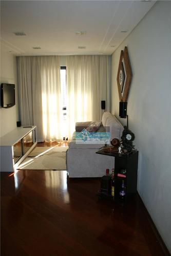 Imagem 1 de 16 de Apartamento Residencial À Venda, Jardim Anália Franco, São Paulo. - Ap0539