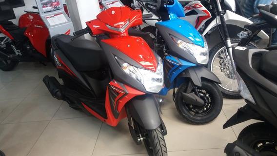 Dio 110 Dlx 2021 Honda Nueva Edición