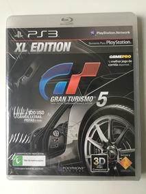 Gran Turismo 5 Xl Edition - Ps3 Mídia Física