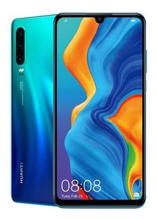 Celular Smartphone Huawei P30 128gb/6gbram Aurora