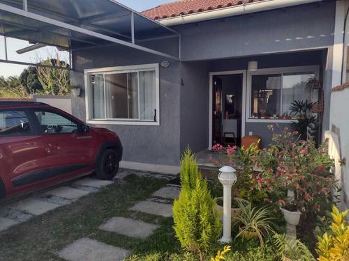 Imagem 1 de 15 de Casa 2 Dormitórios Para Venda Em Araruama, Estrada De São Vicente, 2 Dormitórios, 2 Suítes, 1 Banheiro, 2 Vagas - 224_2-465360