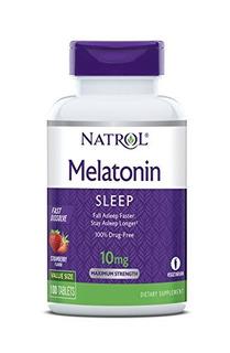 Natrol Melatonina Fd Suplemento, 1, 1