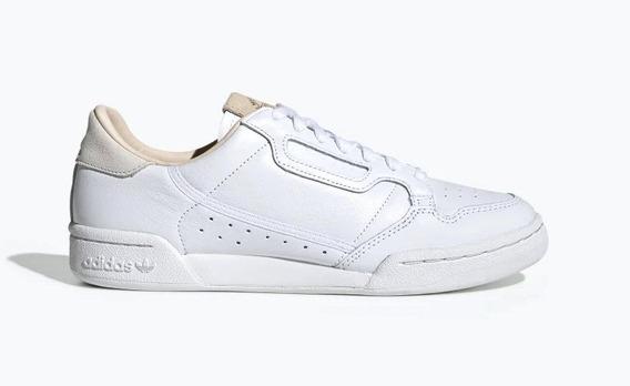 Zapatillas adidas Continental 80 Bla-beige De Hombre