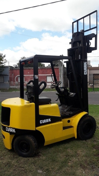 Autoel Clark T/trip Desplaz Diesel 2,5 Ton Pida Video