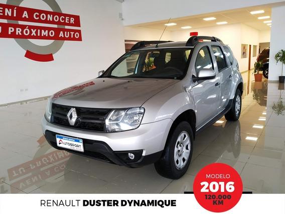Renault Duster 1.6 Ph2 4x2 Dynamique 110cv 2016