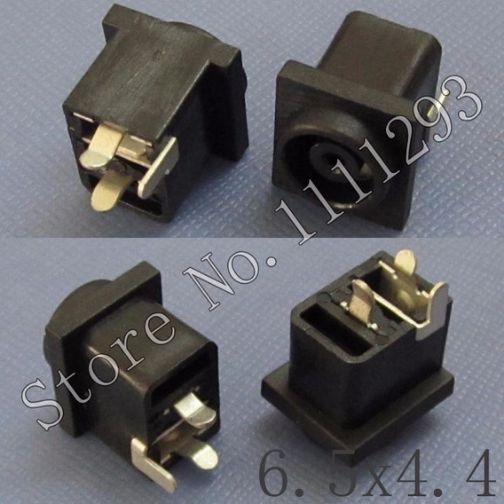Conector Dc Power Jack Da Placa Lg Tv 24mn33d-ps