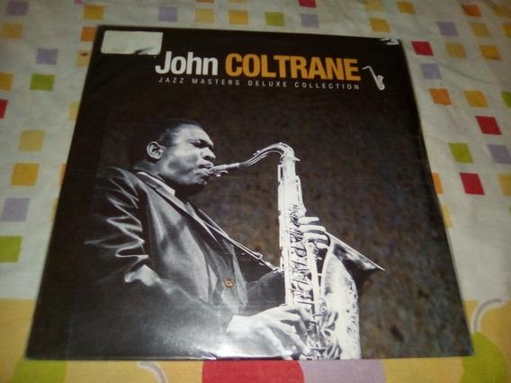 Vinilo. John Coltrane. Jazz Masters. Reedición. Nuevo