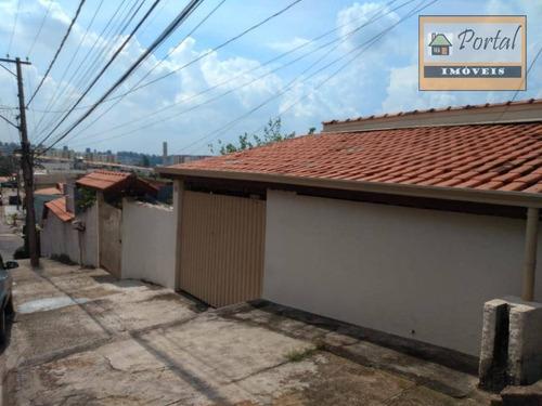 Imagem 1 de 15 de Casa Com 4 Dormitórios À Venda, 180 M² Por R$ 385.000 - Jardim Vitória - Campo Limpo Paulista/sp - Ca0571