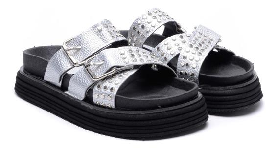 Sandalias Mujer Zapatos Tachas Dama Nuevo Verano 2019