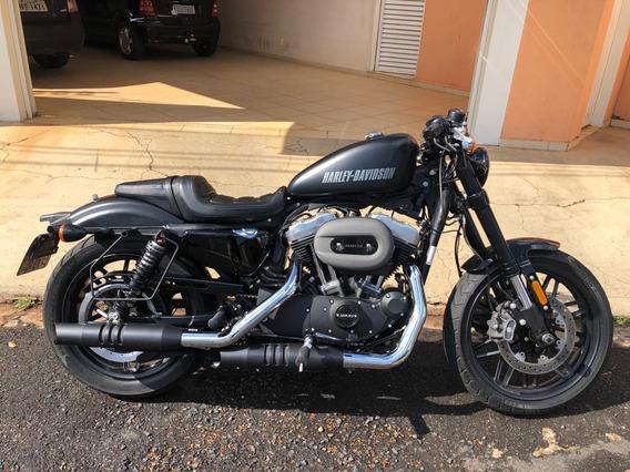 Harley Davidson Roadster 1200 - Impecável