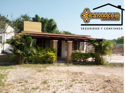 Casa En Venta 2 Recamaras Cuautla Occ-243
