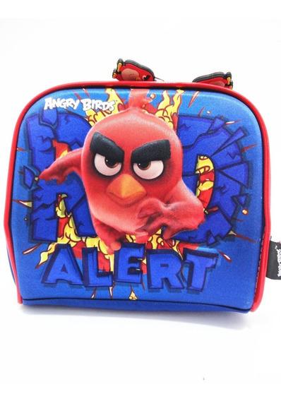 Lancheira Angrybirds Costas Santino Original Abl702602