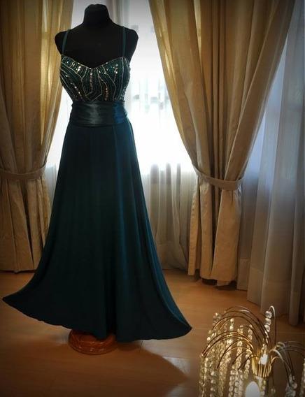 Vestidos Gala Piedreria Talles Especial Gorditas Moda Pasion