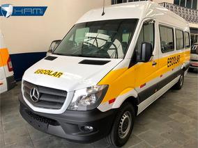 Mercedes-benz Sprinter Furgao 415 Cdi 2.2 2019 Teto Al