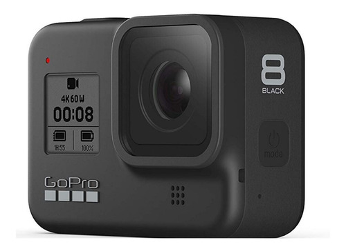 Câmera Hero 8 Black À Prova Dágua 12mp 4k Wifi, Gopro,