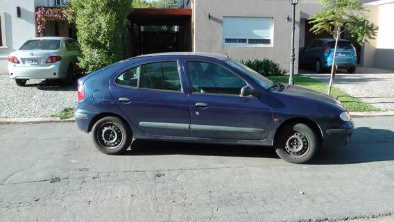 Renault Mégane Fase 2 - 5ptas. 1.6 Rt K4m Aa Azul