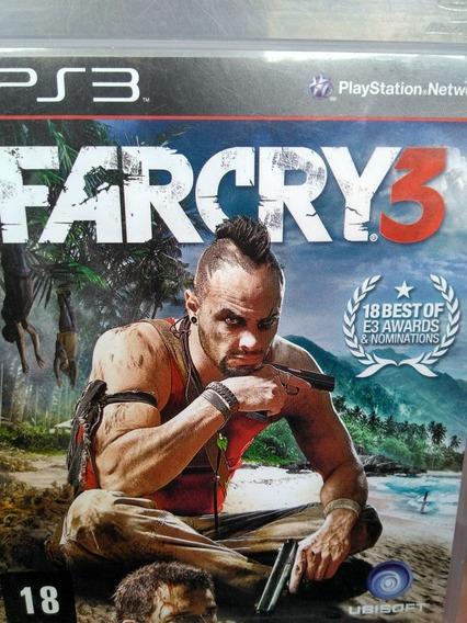 Far Cry 3 Ps3 Original , Leia A Descriçao