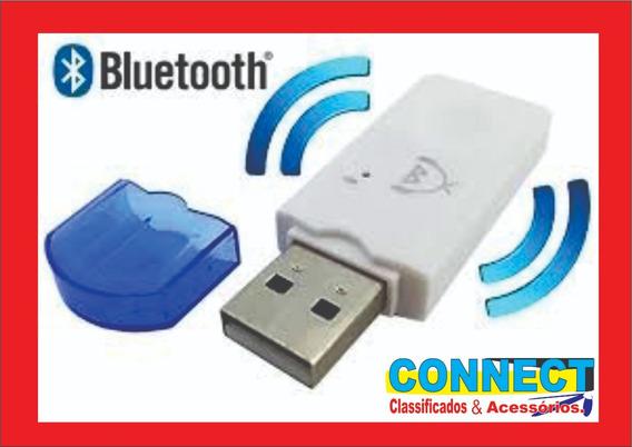 Receptor Transmissor Bluetooth Usb Adaptador Musica Carro