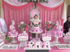 Decoración De : Bodas, Cumpleaños, Fiesta Infantil, Bautizos