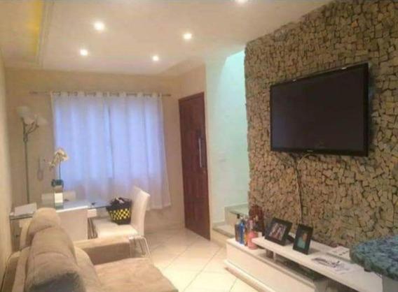 Casa Em Laranjal, São Gonçalo/rj De 57m² 2 Quartos À Venda Por R$ 160.000,00 - Ca256540