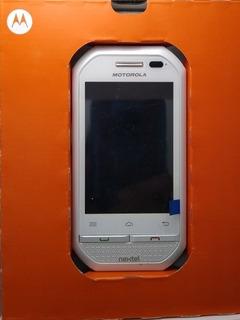 Nextel I867w Motorola Totalmente Nuevo En Su Caja, Colección