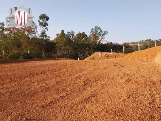 Terreno Com Escritura, Energia E Poço À Venda, 2700 M² Por R$ 100.000 - Pedra Bela - Pedra Bela/sp - Te0230