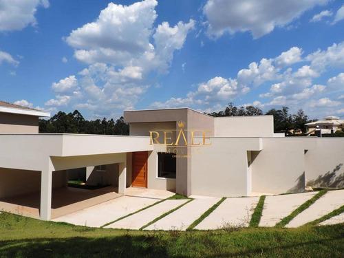 Imagem 1 de 30 de Casa Com 3 Dormitórios À Venda, 305 M² Por R$ 1.390.000,00 - Condomínio Terras De Santa Teresa - Itupeva/sp - Ca1117