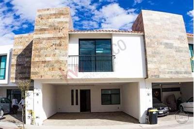 Casa En Renta Villa De Pozos $12,500 Zona Industrial Equipada