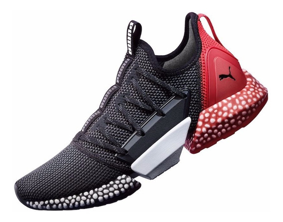 Tenis Puma Hybrid Rocket Black/red!!!!