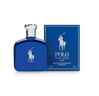 Perfume Polo Blue 125ml Edp Ralph Lauren - Original Lacrado