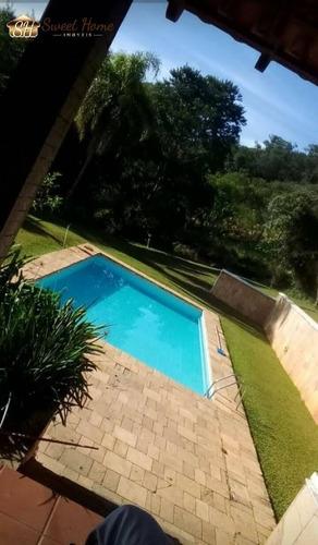 Imagem 1 de 15 de Lindo Sitio A Venda Em São Roque Prox. A Rota Do Vinho - Sh21104