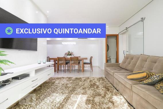 Apartamento No 7º Andar Com 4 Dormitórios E 2 Garagens - Id: 892951091 - 251091
