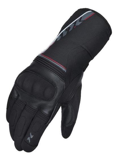 Luva X11 Dry Supertech Motociclista Moto 100% Impermeavel