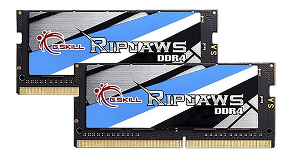 Memoria Ram 32gb (2x16gb) Ddr4 2400mhz Sodimm G.skill