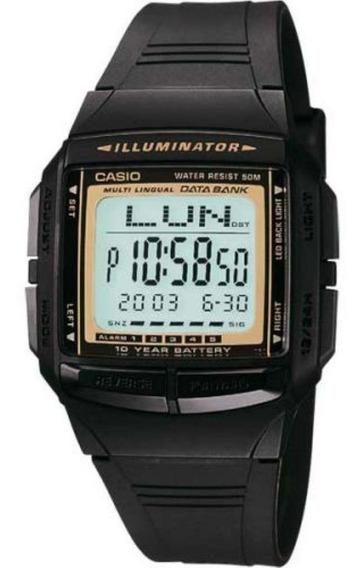 Relógio Masculino Casio Db-36-9avdf 3 Cores(2515)