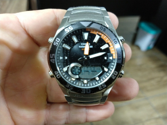 Relógio Casio Marine
