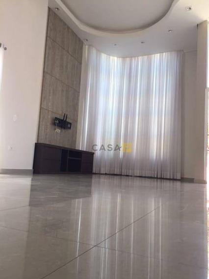 Casa Com 3 Dormitórios À Venda, 180 M² Por R$ 1.180.000 - Condomínio Terras Do Imperador - Americana/sp - Ca0559