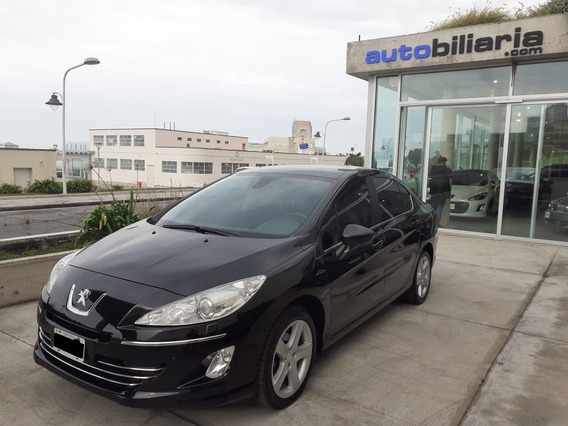 Peugeot 408 - 2011