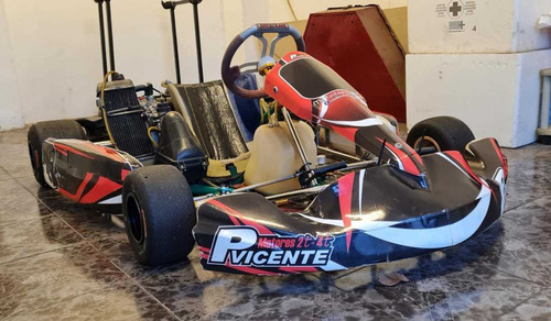 Karting Rotax 125cc Tony Kart 28.5hp Precintado
