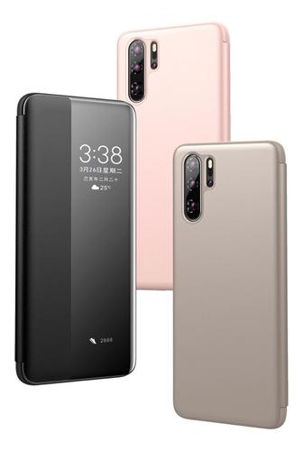 Funda Estuche Smart Flip Cover Huawei P30 Pro