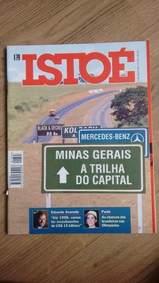 Revista Isto É 1393 Fernando Henrique Corrupção N261