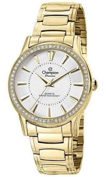 Relógio Champion Passion Feminino Cn28973h - C/ Nfe