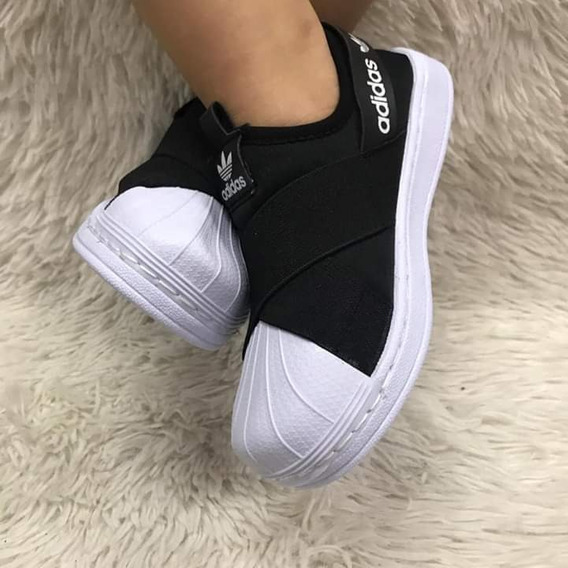 adidas Slip On 18 Ao 24 Unissex