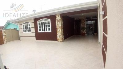 Casa Residencial À Venda, Guatupê, São José Dos Pinhais. - Codigo: Ca0029 - Ca0029