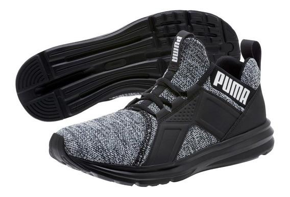 Tenis Puma Enzo Knit Running Caballero Soft Foam