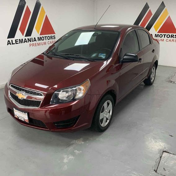 Chevrolet Aveo 2017 4p Ls L4/1.6 Aut