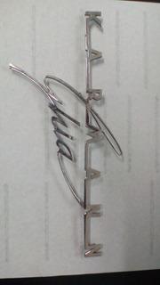 Emblema Trasero- Cartmanguia
