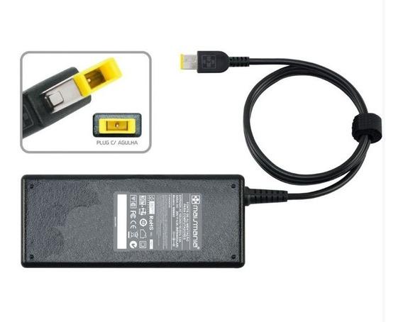 Fonte Carregador Notebook Lenovo Thinkpad T60 90w 20v 4.5a