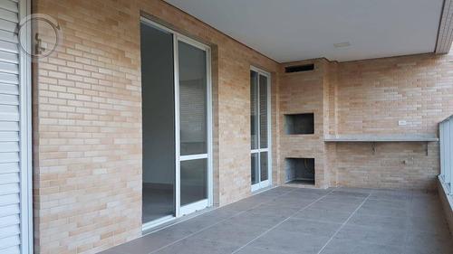Imagem 1 de 20 de Apartamento 3 Dormitórios - 131 M² - R$ 892.500 - Canto Do Forte - Praia Grande/sp - Ap0016